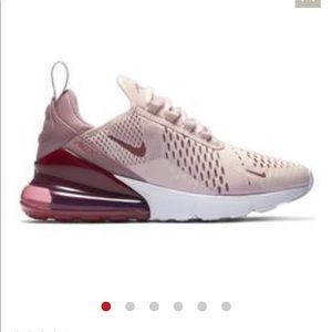 new arrivals 1eccc 897f4 Nike Shoes - Nike Barely Rose Air Max 270 Size 8.5